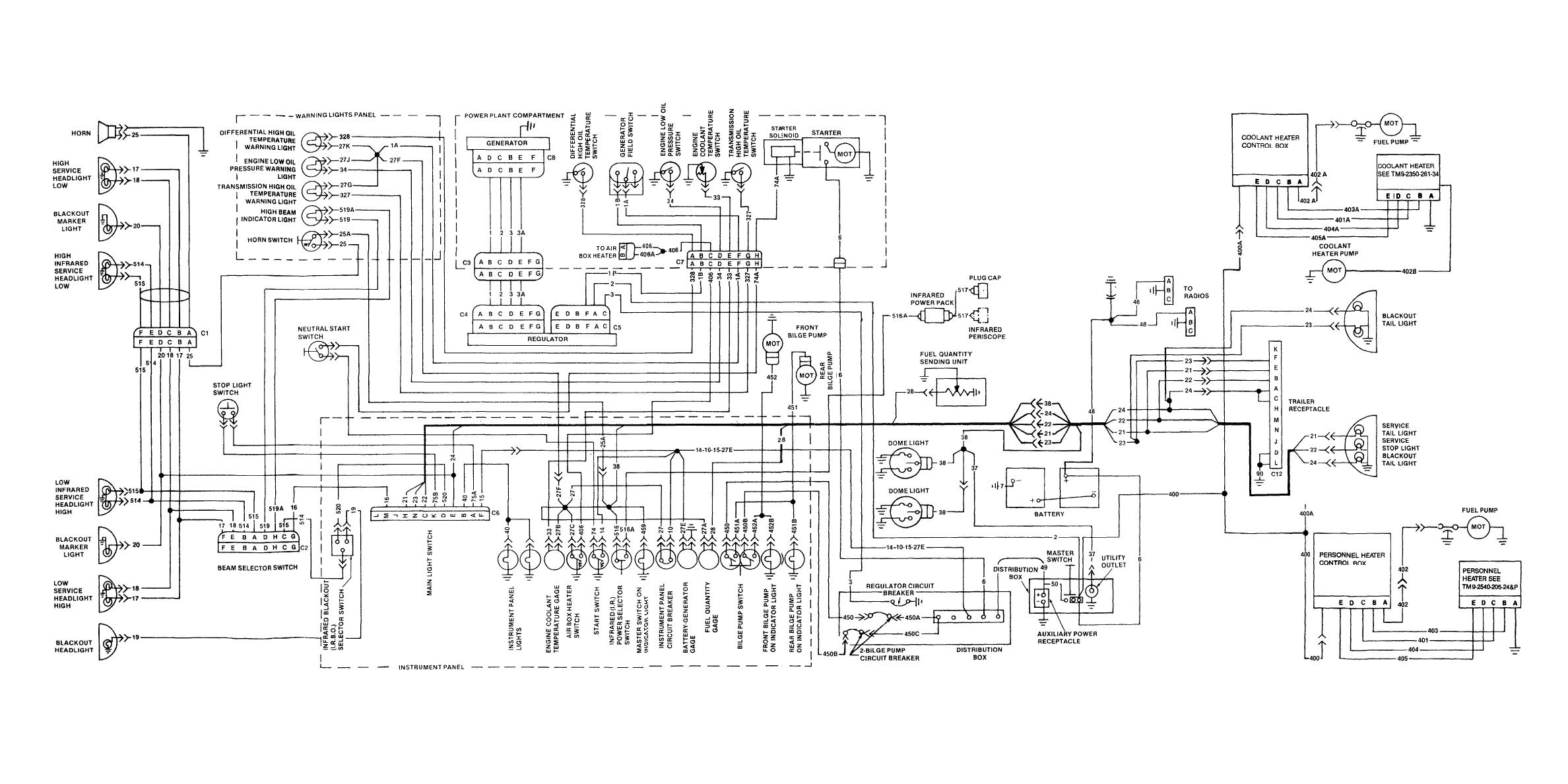 M113A2 ELECTRICAL WIRING DIAGRAM 100 AMP GENERATOR on 6 amp wiring diagram, 100 amp transformer, residential circuit breaker sub panel diagram, 100 amp service diagram, 30 amp wiring diagram, 100 amp electrical, 125 amp wiring diagram, 100 amp breaker box, 2 amp wiring diagram, 50 amp wiring diagram, 60 amp sub panel diagram, 100 amp alternator, 100 amp frame, 100 amp battery, 20 amp wiring diagram,