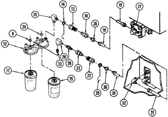 massey ferguson throttle linkage diagram